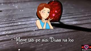 Tera Zikr Female Sad Whatsapp Status Video Download