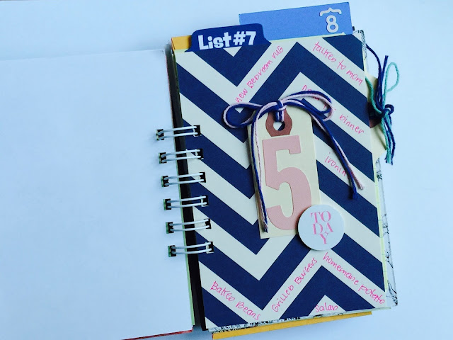#lists #list #30 days of lists #smashbooking #mini album