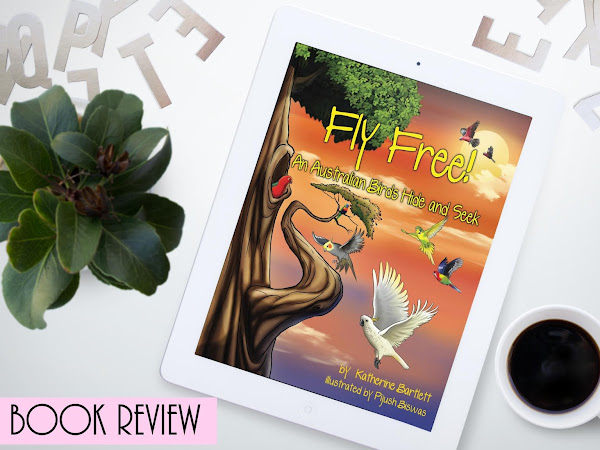 Book Review: Fly Free! An Australian Birds Hide and Seek