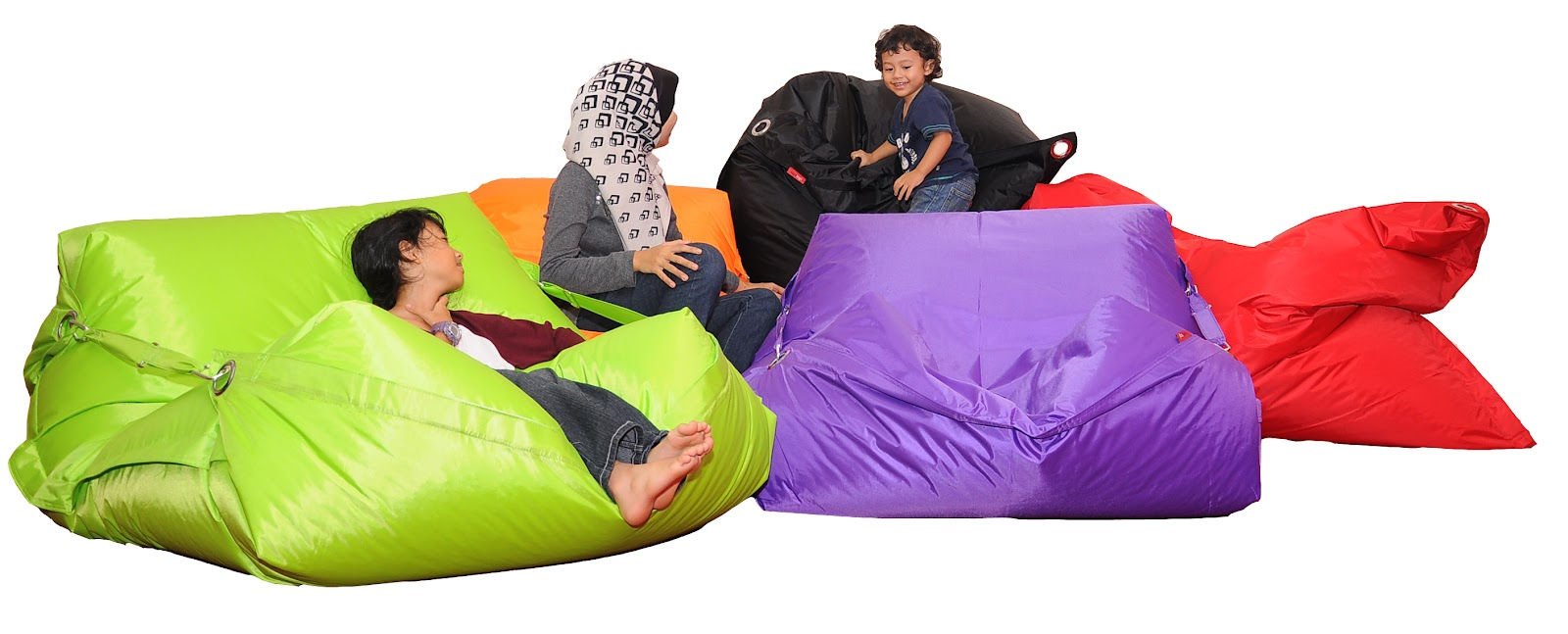 BEANBAG CHAIR Bean bag GOMO  indooroutdoor