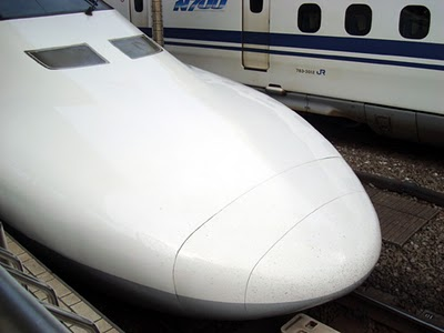 Japan's Shinkansen 700 Series