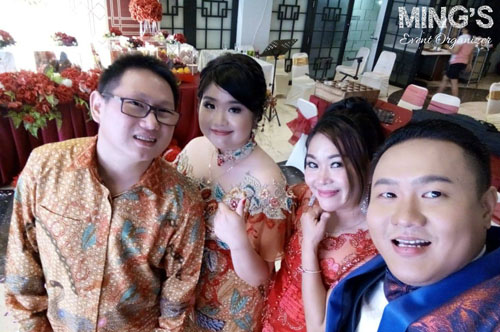 Mc Semarang - Engagement Tiya & Ivan 18 August 2018