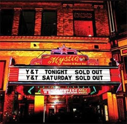 Y&T Live At The Mystic