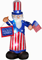 uncle sam inflatable image