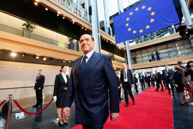 Buongiornolink - Conclusa l'udienza per Berlusconi a Strasburgo, aula strapiena