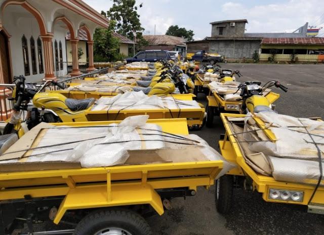 Antisipasi Sampah Menumpuk, LH Akan Bagikan 51 Bentor