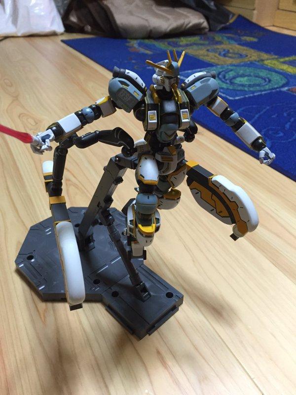 Custom Build: 1/144 Atlas Gundam Full Scratch Build