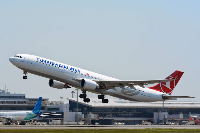 Turkish Airlines TC-JOD Airbus A330-300