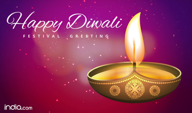 Happy Diwali Festival Greetings 2018
