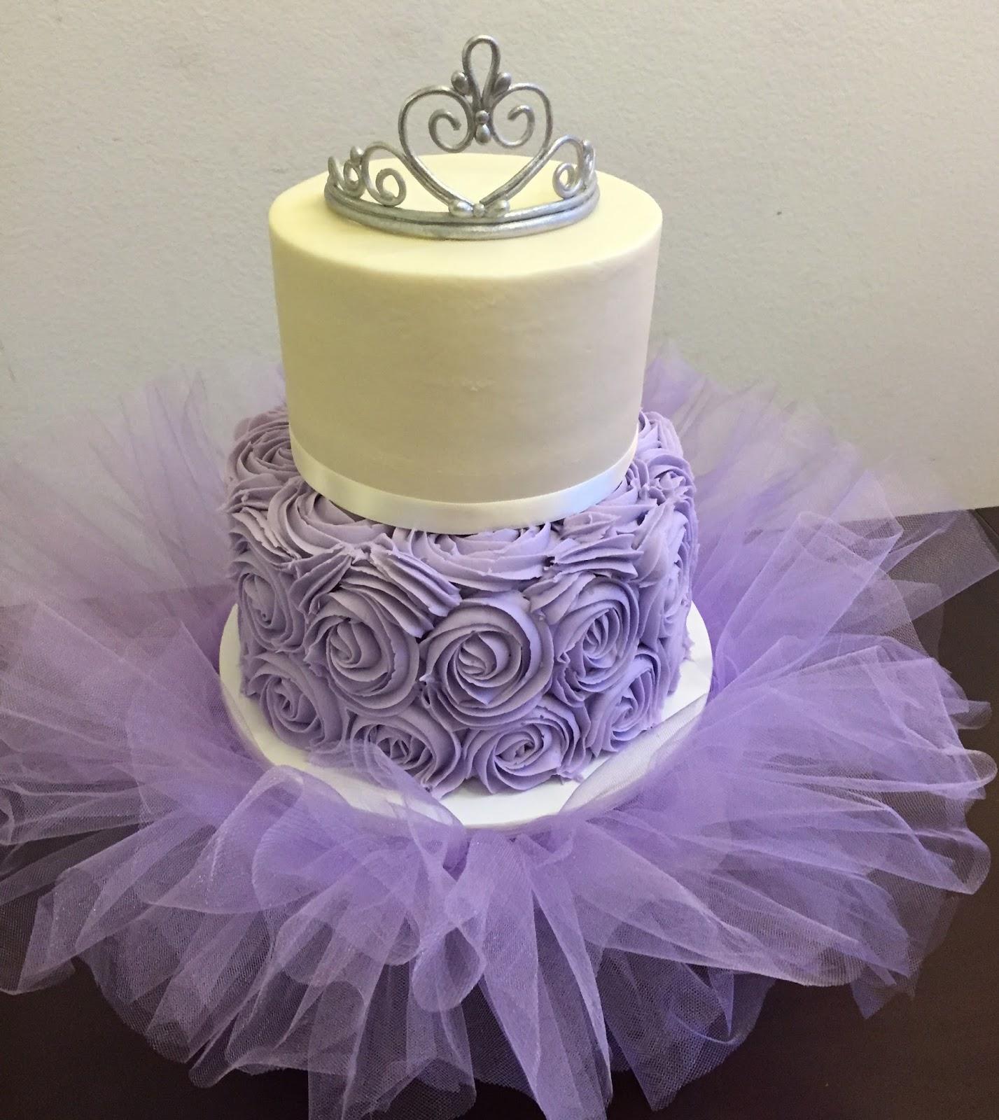 Princess Tiara Cake Topper