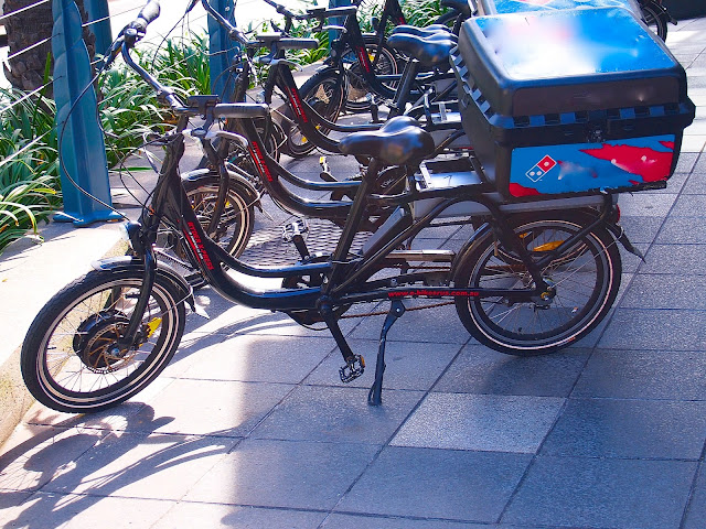 Electric Push Bikes