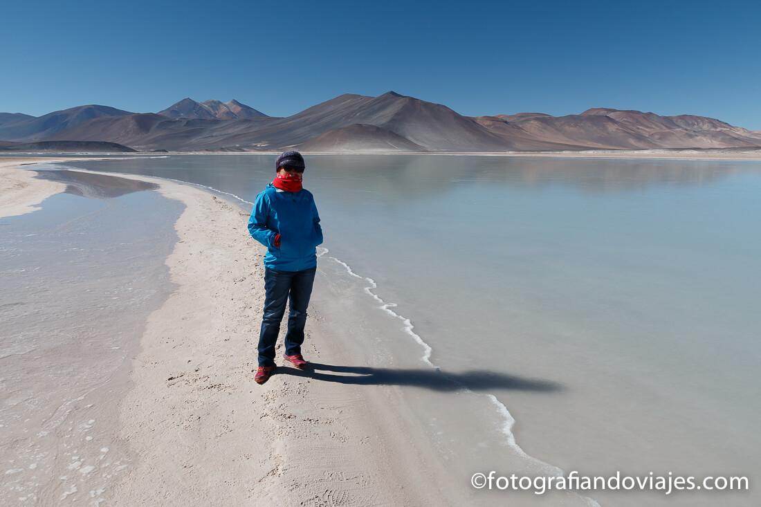 Salar de Talar piedras Rojas Atacama