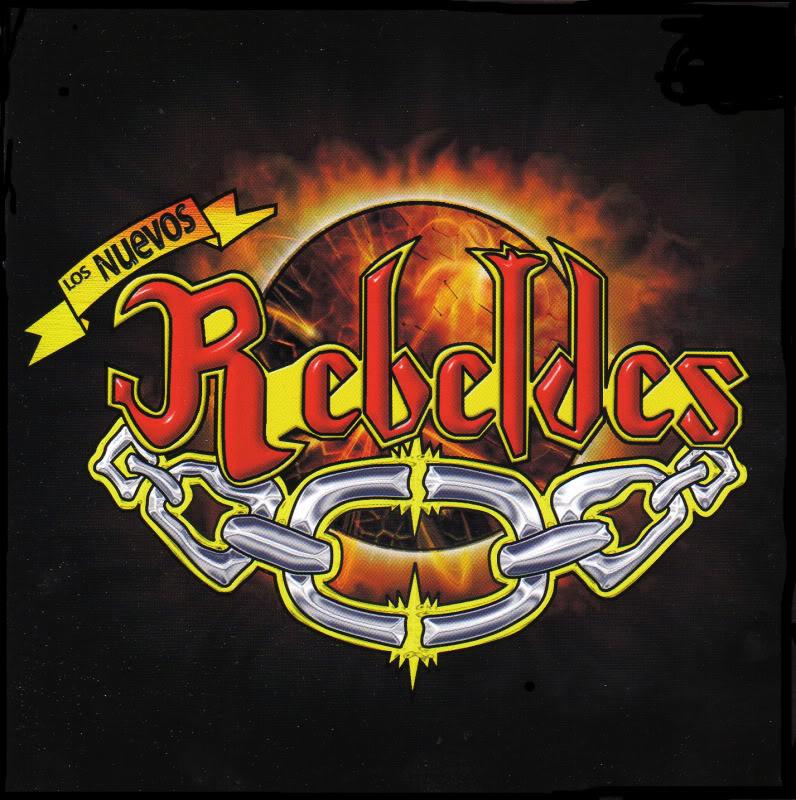Los Nuevos Rebeldes - Mini CD (2013)
