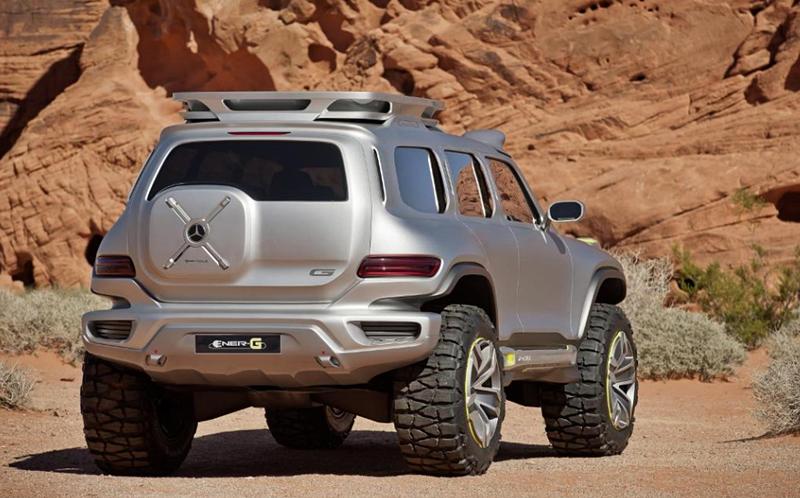 2019 Mercedes-Benz GLB Compact G-Class SUV