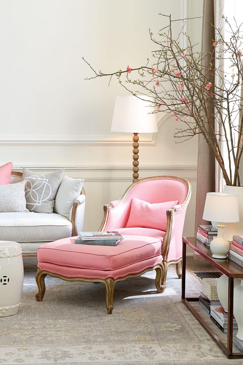 Furniture {reincarnated}: Suzanne Kasler For Ballard