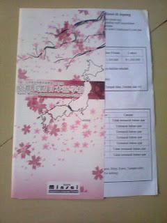 Kyoto Minsai Japanese Language School Japan Study Fair ITB 2013