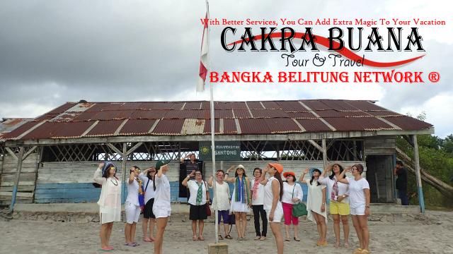 Paket Tour Belitung 4 Hari 3 Malam ( 4d3n )