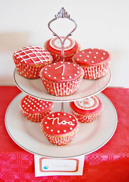 cupcakes cumpleaños infantil fiestas bonitas