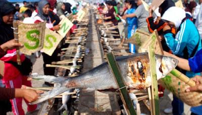 Festival Bandeng Surabaya