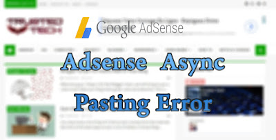 Google Adsense HTML Error
