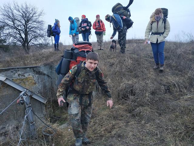 ДОТи похід,  Киур, Київ