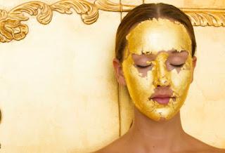 Manfaat Bubuk Emas Facial Perawatan Kecantikan Alami