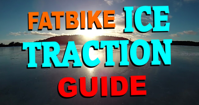 Fatbike Ice Traction Guide
