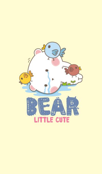 Bear Little Cute