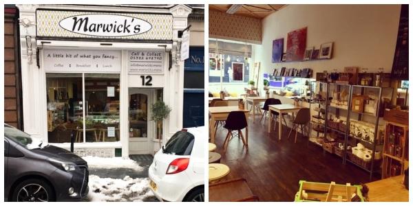 Marwick's Vegan Cafe, Dundee