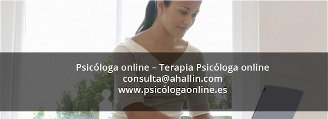 Psicóloga online – Terapia Psicóloga online