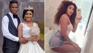 Super Eagles Player, Mikel Ndubusi Agu Shares Hot Photo Of His Wife On Instagram