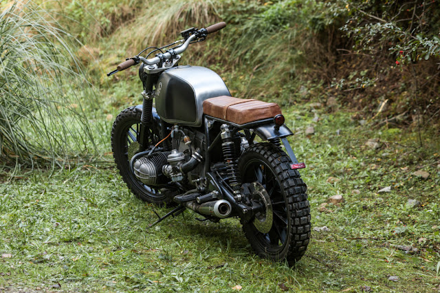 BMW R100RS 1983 By Ad Hoc Cafe Racers Hell Kustom