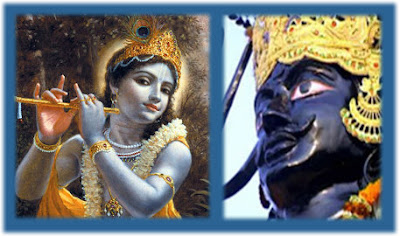 Krishna To Praise Lord Shani
