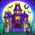 Monster Farm: Dia das Bruxas na Aldeia Fantasma apk mod