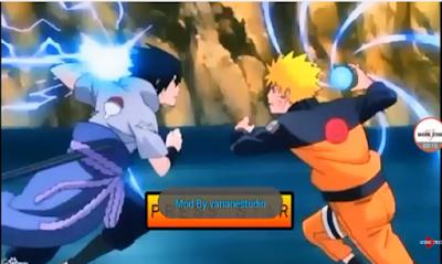 Naruto Senki Mod Versi Terbaru 2017