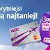 Karta kredytowa Wizzair, 50zł premii i do 4% zwrotu - Raiffeisen Polbank