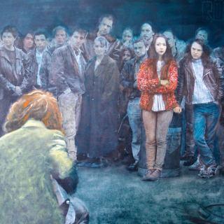 Реальность и фантазии. Marta von Poroszlay