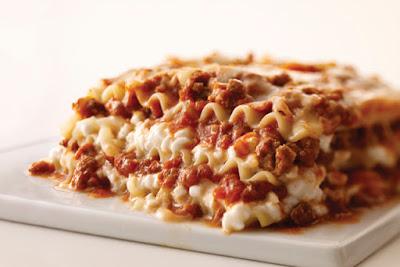 Receta de Lasagna con Carne Molida