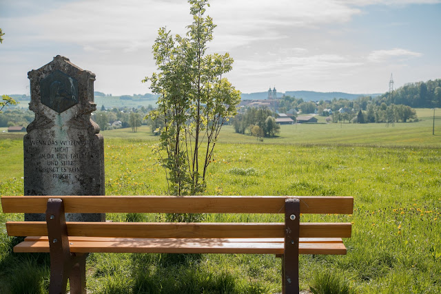 Wandertrilogie-Allgäu  Etappe 5 Ottobeuren – Bad Grönenbach  Wiesenganger-Route 05