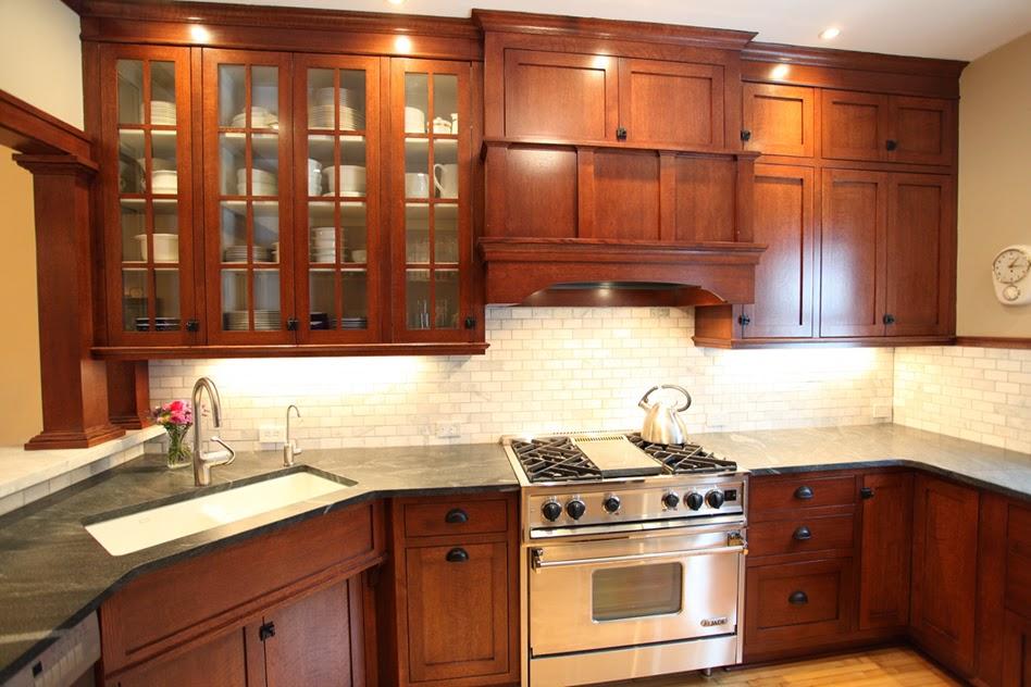 50 Modern Kitchen Craft Wood Cabinets Designs - Kitchen Wardrobe ...