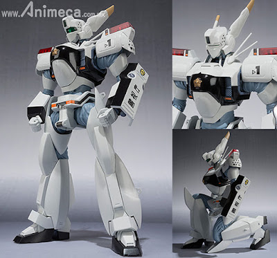 Figura ROBOT SPIRITS SIDE LABOR Ingram 01 Mobile Police Patlabor
