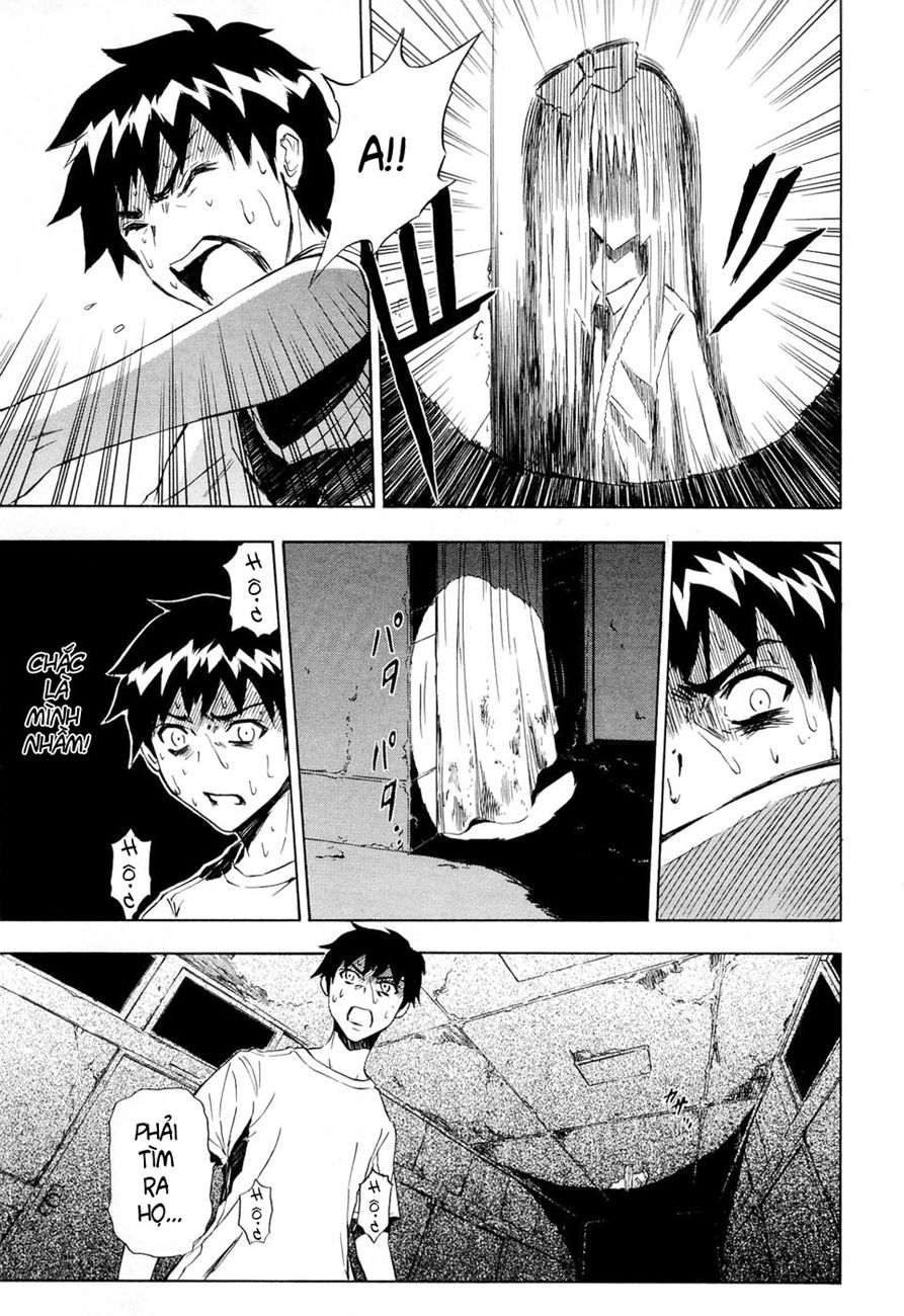 Ibitsu chap 8 trang 15