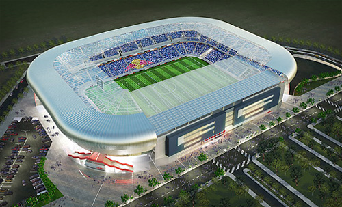 Home Of Sports Red Bull Arena Salzburg