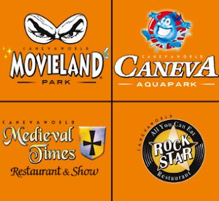 Caneva e Movieland: Biglietti Scontati