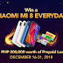About Town |  Win A Xiaomi Mi8 Everyday!!!!