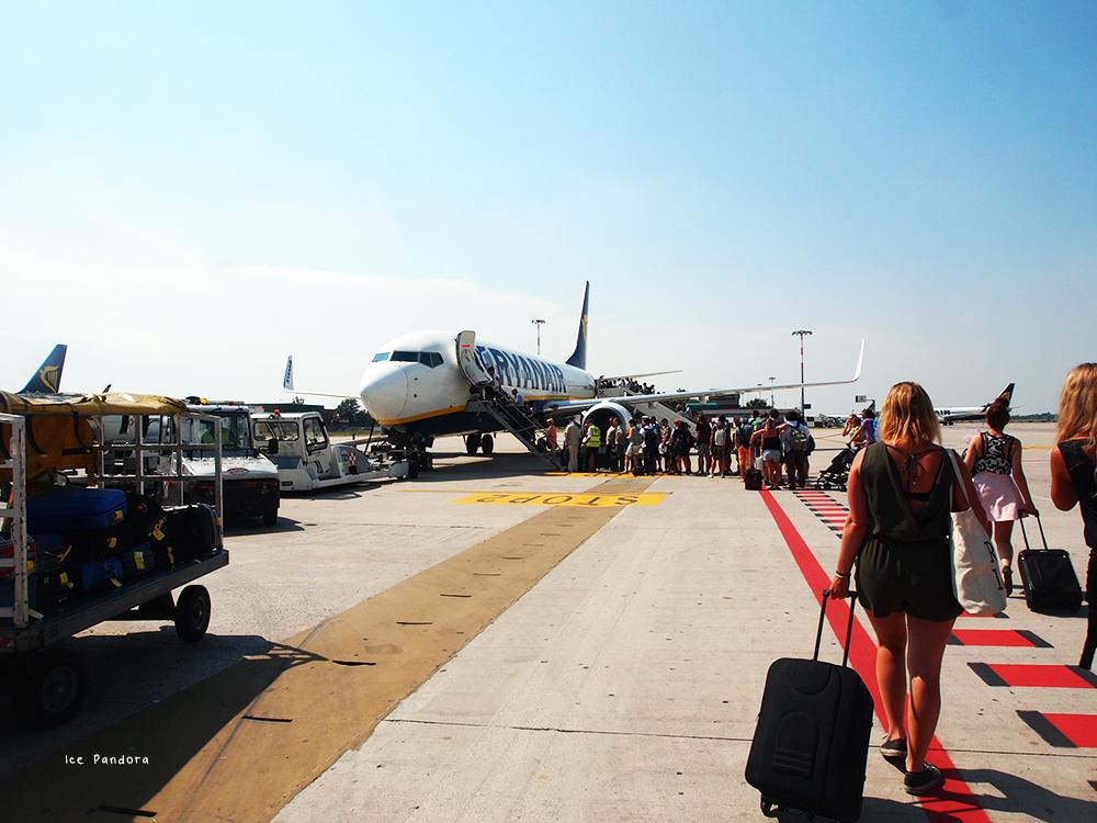 kosten extra bagage ryanair