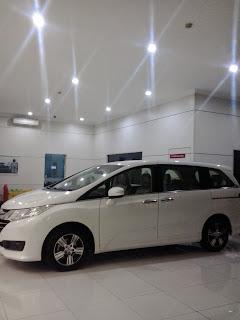 Mobil Honda Odyssey Di Dealer Mobil Honda Bekasi
