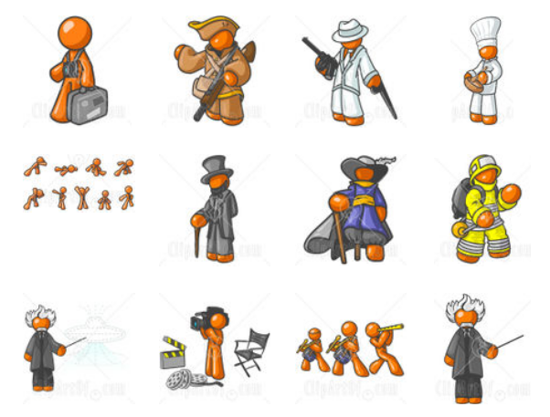Dibujos Animados Texto Naranja: Informática Para Docentes: Recursos