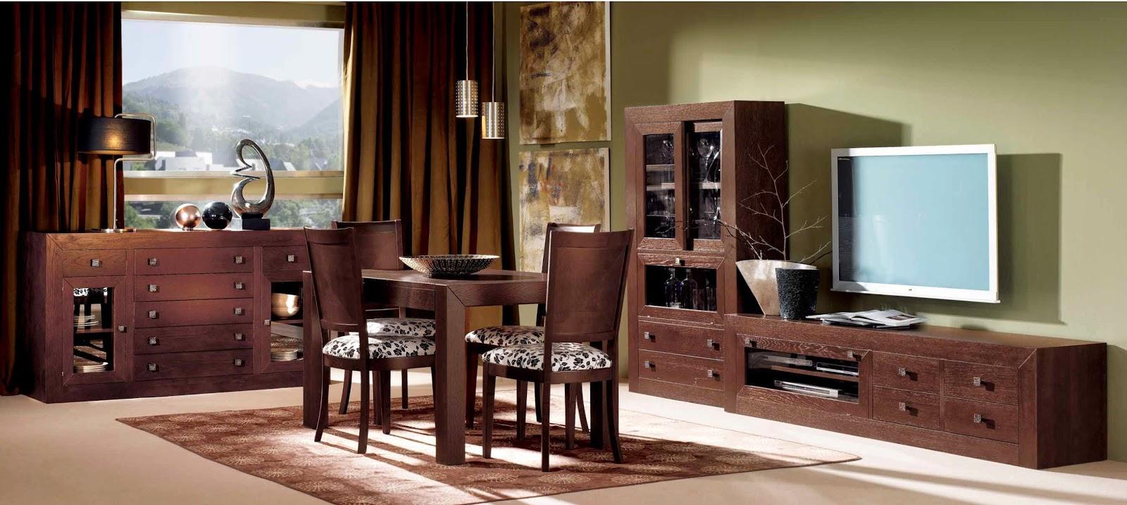 El blog de demarques como decorar el comedor en espacios for El mueble salon comedor