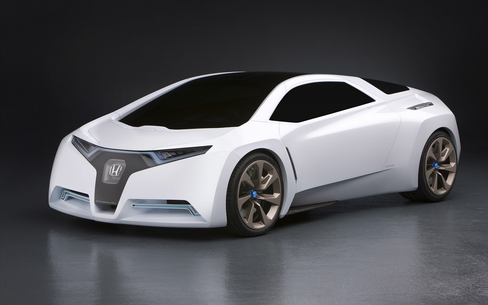 Future Car Honda Fc Sport Concept